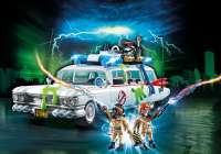Leker : Ghostbusters Ecto-1 - Playmobil Ghostbusters 9220