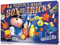 Hobby : Marvins Magic Box of 125 Tricks - Marvins magic tryllekunst 001878