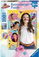 Puslespill : Here is Luna 100p - Ravensburger Soy Luna puzzle 109098