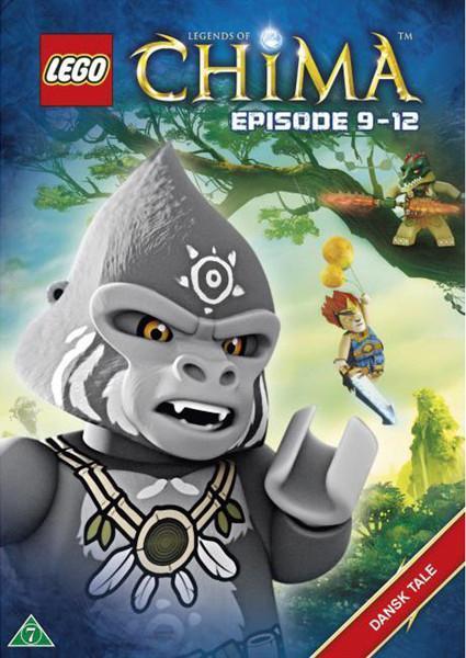 Lego Chima DVD Ep. 9 - 12