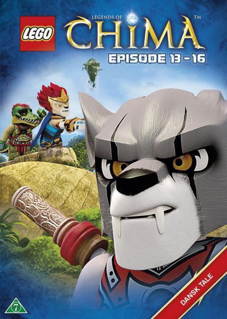 Lego Chima DVD Ep. 13 - 16