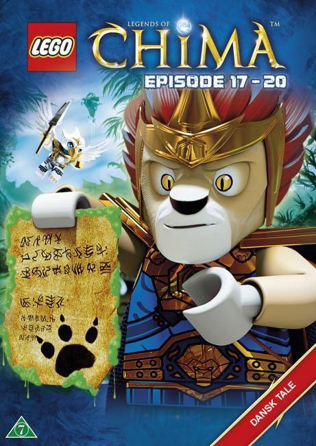 Lego Chima DVD Ep. 17 - 20