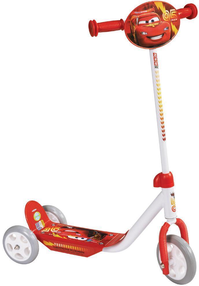 Cars Sparkesykkel med 3 hjul