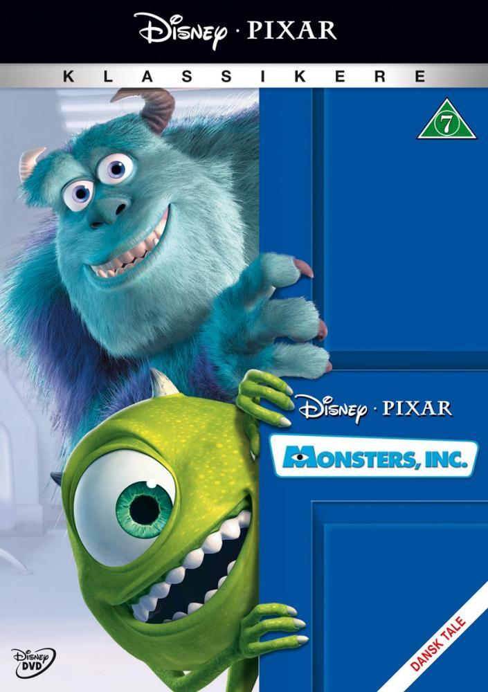 Disney Film Monsters Inc - DVD