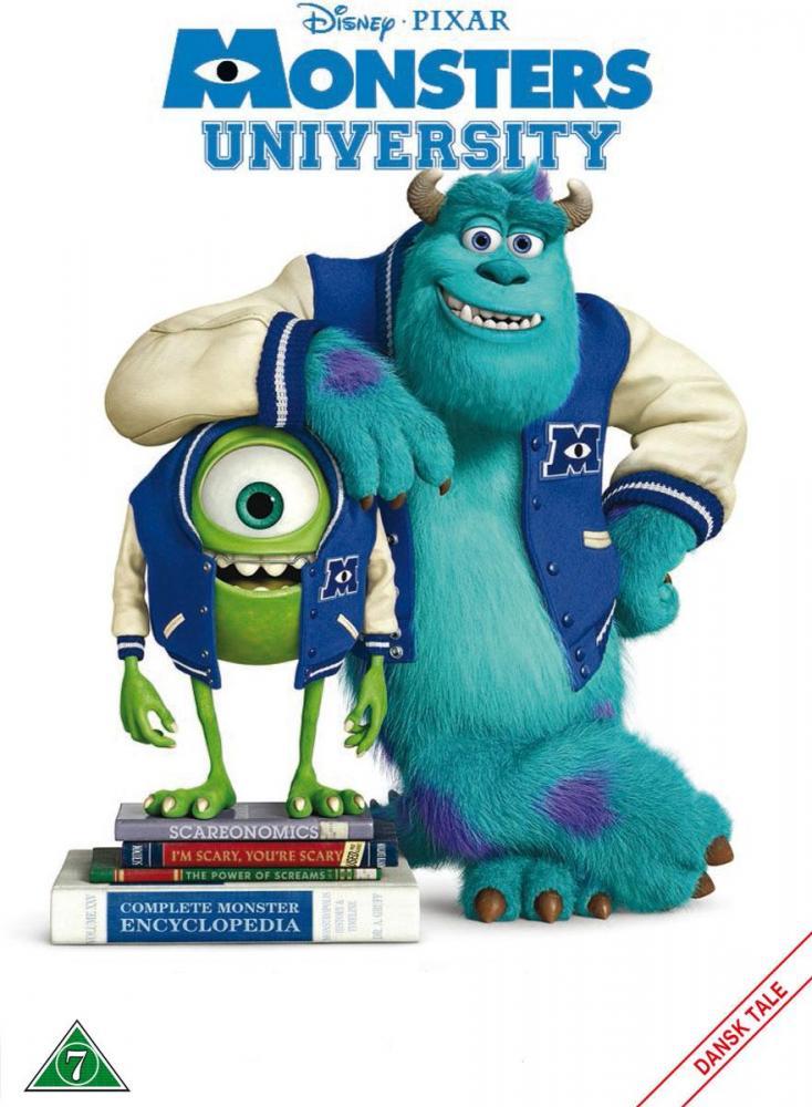 Disney Film Monsters University - DVD