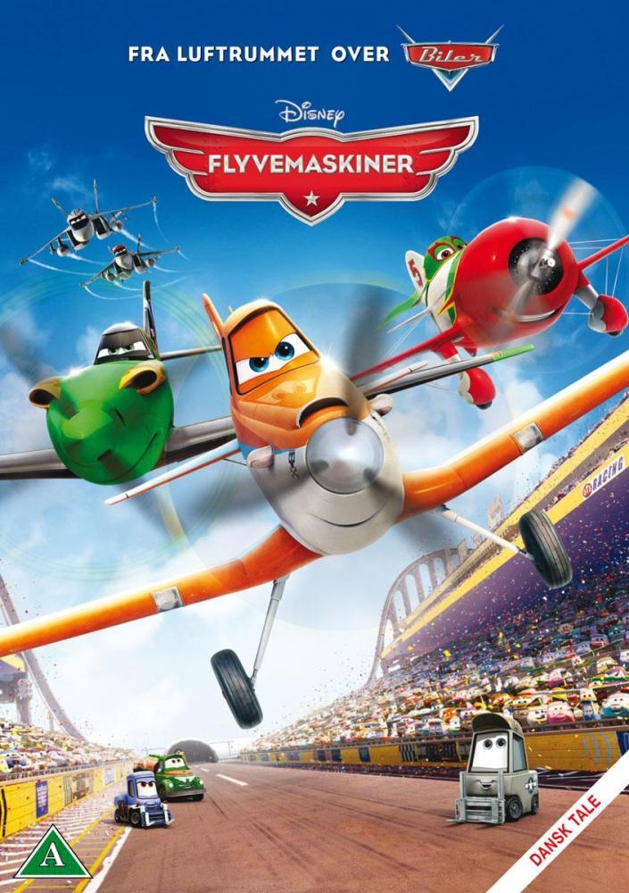 Disney Film FLY - DVD