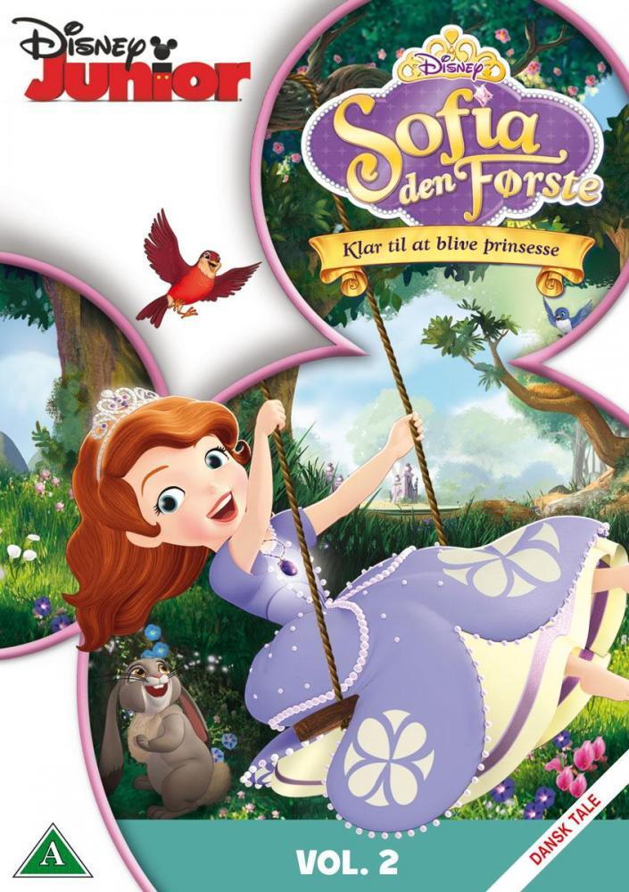 Disney Film Sofia den første sesong 2 - DVD