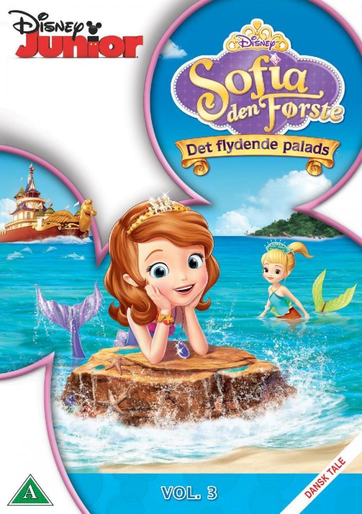 Disney Film Sofia den Første flytende palass - DVD