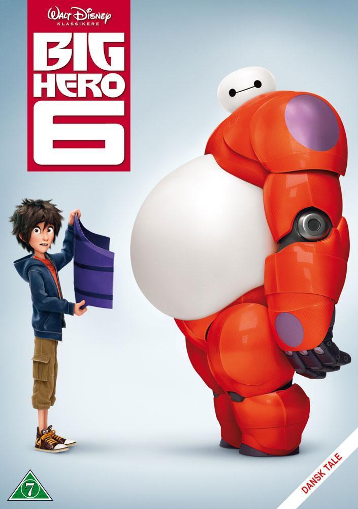 Disney Film Big Hero 6 - DVD