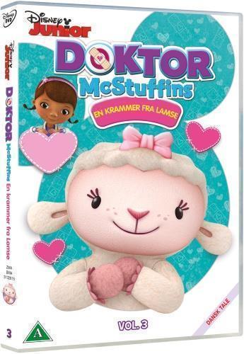 Disney Film Doktor McStuffins 3 - DVD
