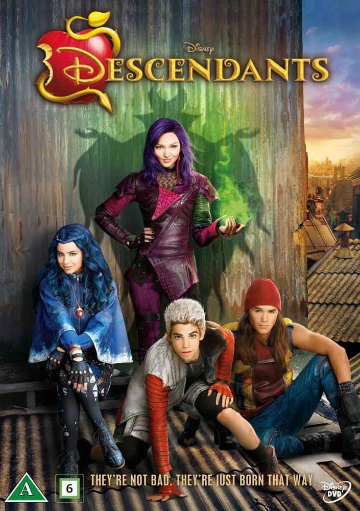 Disney Film Descendants - DVD