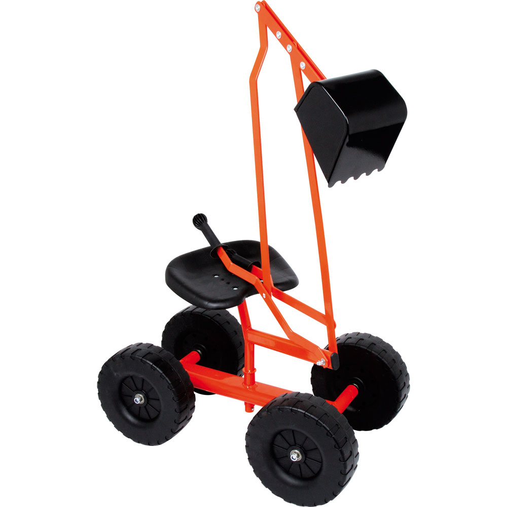 Legler Gravemaskin med hjul