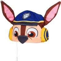 Paw Patrol : Paw Patrol Chase Headphone Hat - Paw Patrol headphones 659908