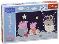 Puslespill : 60 Piece Peppa Pig Puzzle - Børne spil 17262