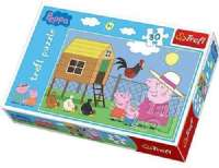 Puslespill : 30 Piece Peppa Pig Puzzle - Børne spil 18195