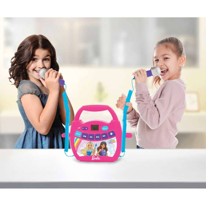 Karaoke Machine Barbie Barbie karaoke maskin 82554 Shop