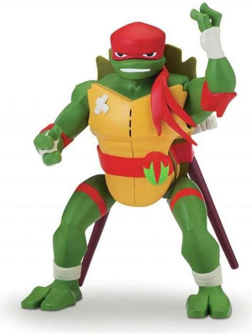 Raphael Side Flip Ninja Attack Teenage Mutant Ninja