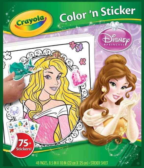 Disney Prinsesse Veske til å fargelegge leketøysbutikken