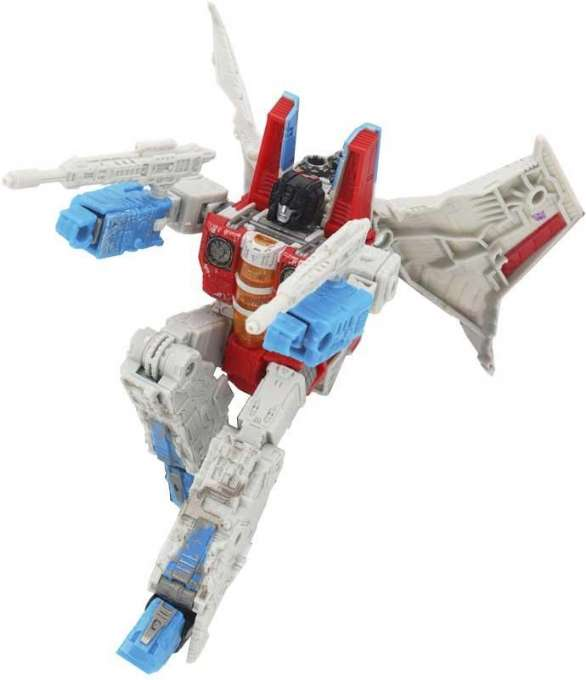 Transformers Generations War for Cybertron Siege Voyager WFC-S24 Starscream