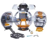 Actionfigurer : Star Wars BB-8 Adventure Base 2 i 1 - Disney Galactic Heroes playset C0728