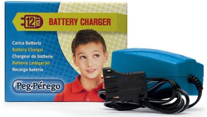 Peg Perego 12V Lader Peg Perego tilbehør 363188 Shop